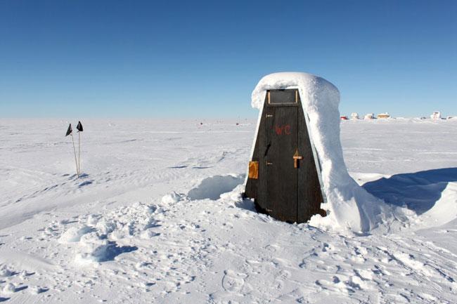 Antarctica: